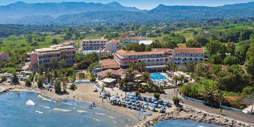 Korfu sala: ANGELA BEACH 3*,  rugpjūčio 18 d. išvykimui, 7 d. nuo  569,00 EUR