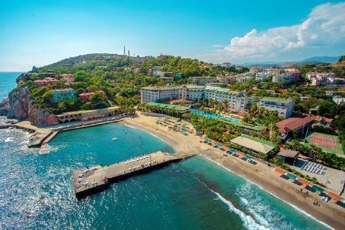 Antalija: KEMAL BAY 5*,  2019 m. gegužės 15 d. skrydžiui, 7 n. nuo 469,00 EUR