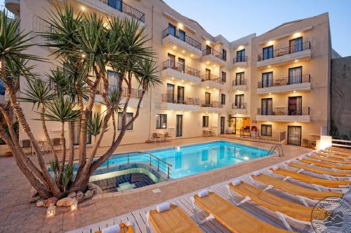 Kreta: MANOS MARIA HOTEL & APARTMENTS 4*, balandžio 26 - gegužės 14 d. skrydžiams, 7 n., nuo 478,50 EUR