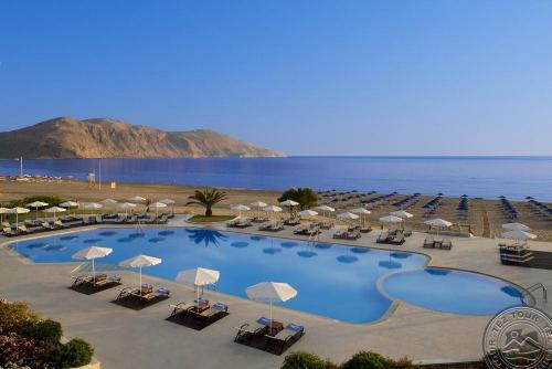 Kreta: PILOT BEACH RESORT & SPA 5*, gegužės 4, 11, 18, 25 d. skrydžiams, 7 n., nuo 712 EUR