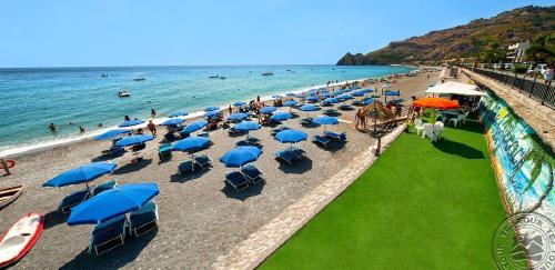 Sicilija: SOLEMAR HOTEL (SANT' ALLESIO SICULO) 3*, gegužės 10,17, 24, 31. 7 n. nuo 431 EUR