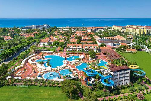 Turkija: CLUB HOTEL TURAN PRINCE WORLD 5*,  spalio 18- 23 d. skrydžiams 7 n. nuo 599,00 EUR