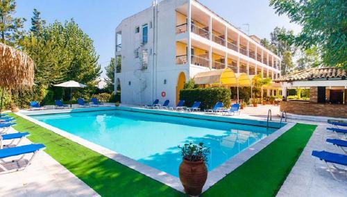 Korfu sala: MELODY 2*,  rugpjūčio 18 d. išvykimui, 7 d. nuo  469,00 EUR