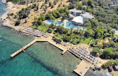 Turkija: ONURA HOLIDAY VILLAGE 4* Standard ,  gegužės 12 d. skrydžiui 7n. nuo 405,00 EUR
