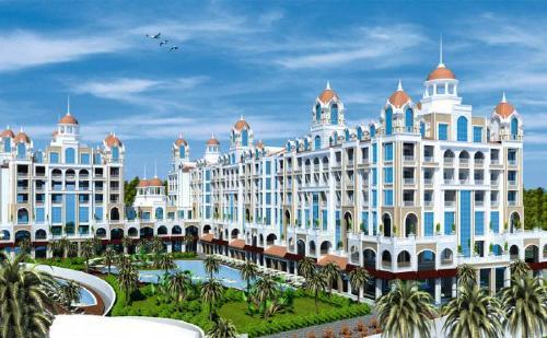 Turkija: OZ HOTELS SIDE PREMIUM 5*,  balandžio 6 - 30 d. skrydžiams 7n. nuo 468,00 EUR