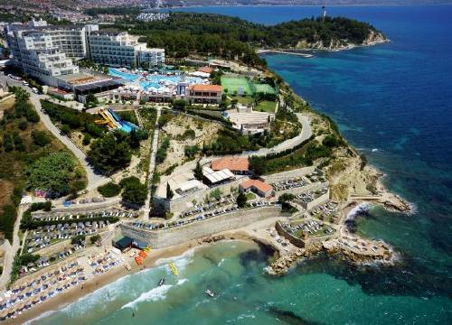 Turkija: SEALIGHT RESORT HOTEL 5* UAI Standard ,  gegužės 12 d. skrydžiui 7n. nuo 425,00 EUR