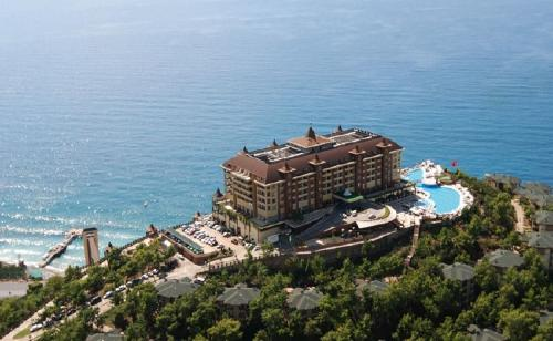 Turkija: UTOPIA WORLD HOTEL 5*,  balandžio 6 - 30 d. skrydžiams 7n. nuo 504,50 EUR