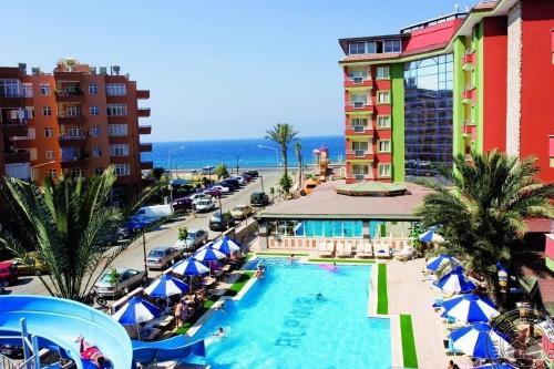Turkija: XENO HOTELS ALPINA 4*,   rugpjūčio 10- 22 d. skrydžiams 3 n. nuo 186,50 EUR