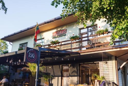 Palanga: HOTEL VILA DIEMEDIS,  2020 m. birželio 5 - 7 d. 2 n. nuo 42 EUR