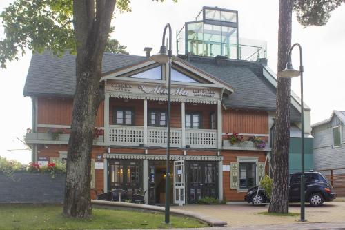 Jūrmala: MAMA BOUTIQUE HOTEL & RESTAURANT,  2020 m. birželio 12 - 14 d. 2 n. nuo 65 EUR